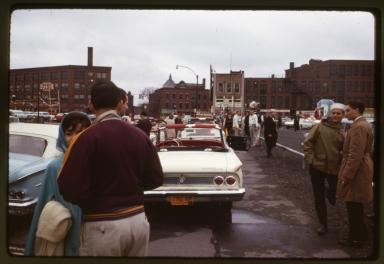 Spring Weekend parade 1963