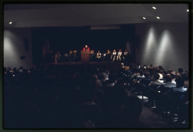 Eisenhower College 1974 commencement speaker