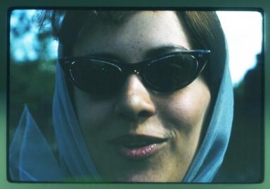 RIT student close-up