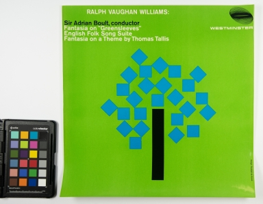 Ralph Vaugh Williams: Conducted by Sir Adrian Boult