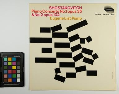 Shostakovitch Piano Concerto No. 1 Opus 35 & No. 2 Opus 102