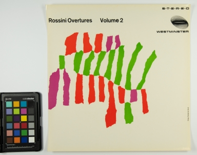 Rossini Overtures Volume 2