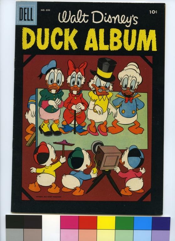 Walt Disney's Duck Album