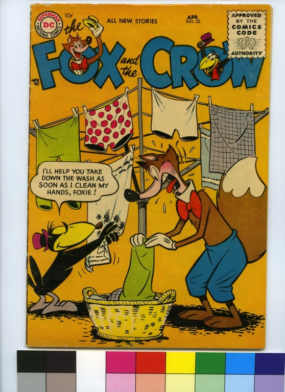 Fox and the Crow, The