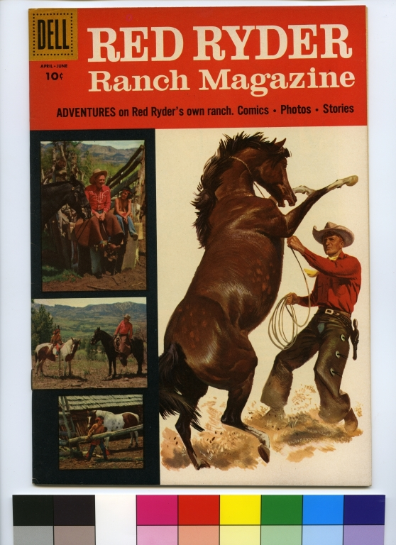 Red Ryder Ranch Magazine