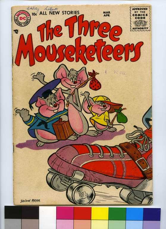 Three Mouseketeers, The