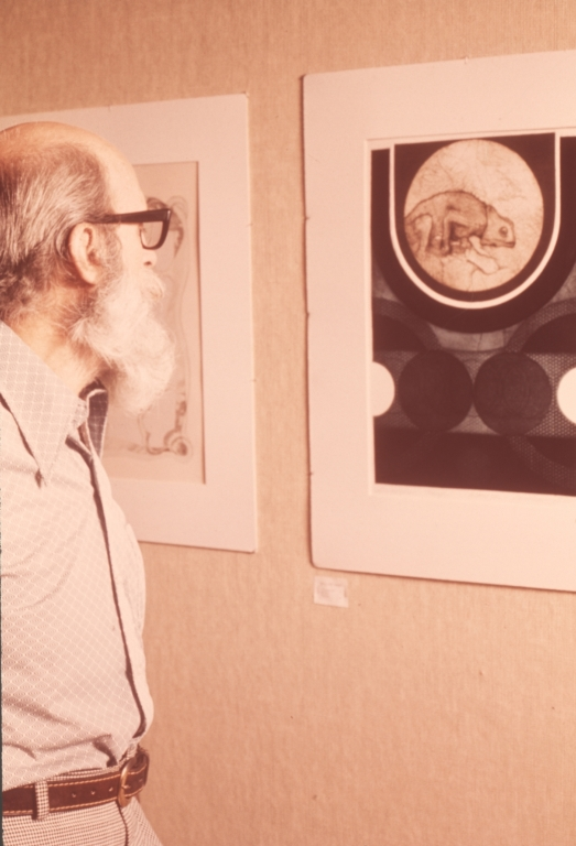 Student Honors Exhibition 1972