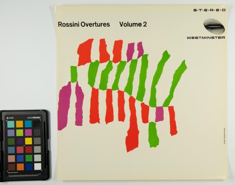 Rossini Overtures Volume 2