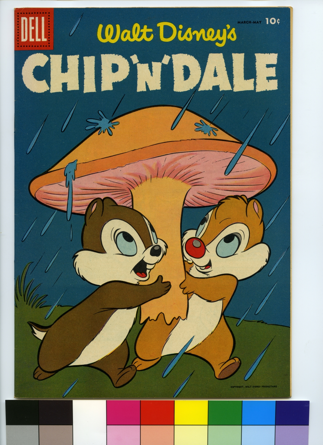 Walt Disney's Chip 'n' Dale