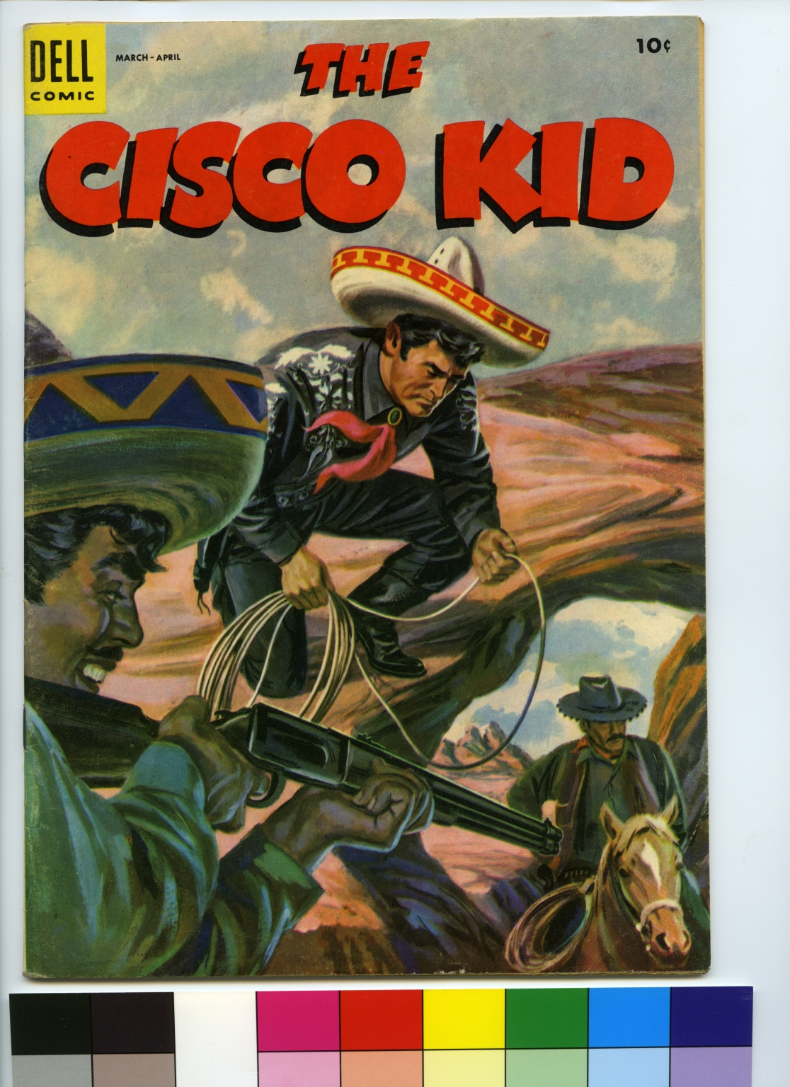 Cisco Kid, The