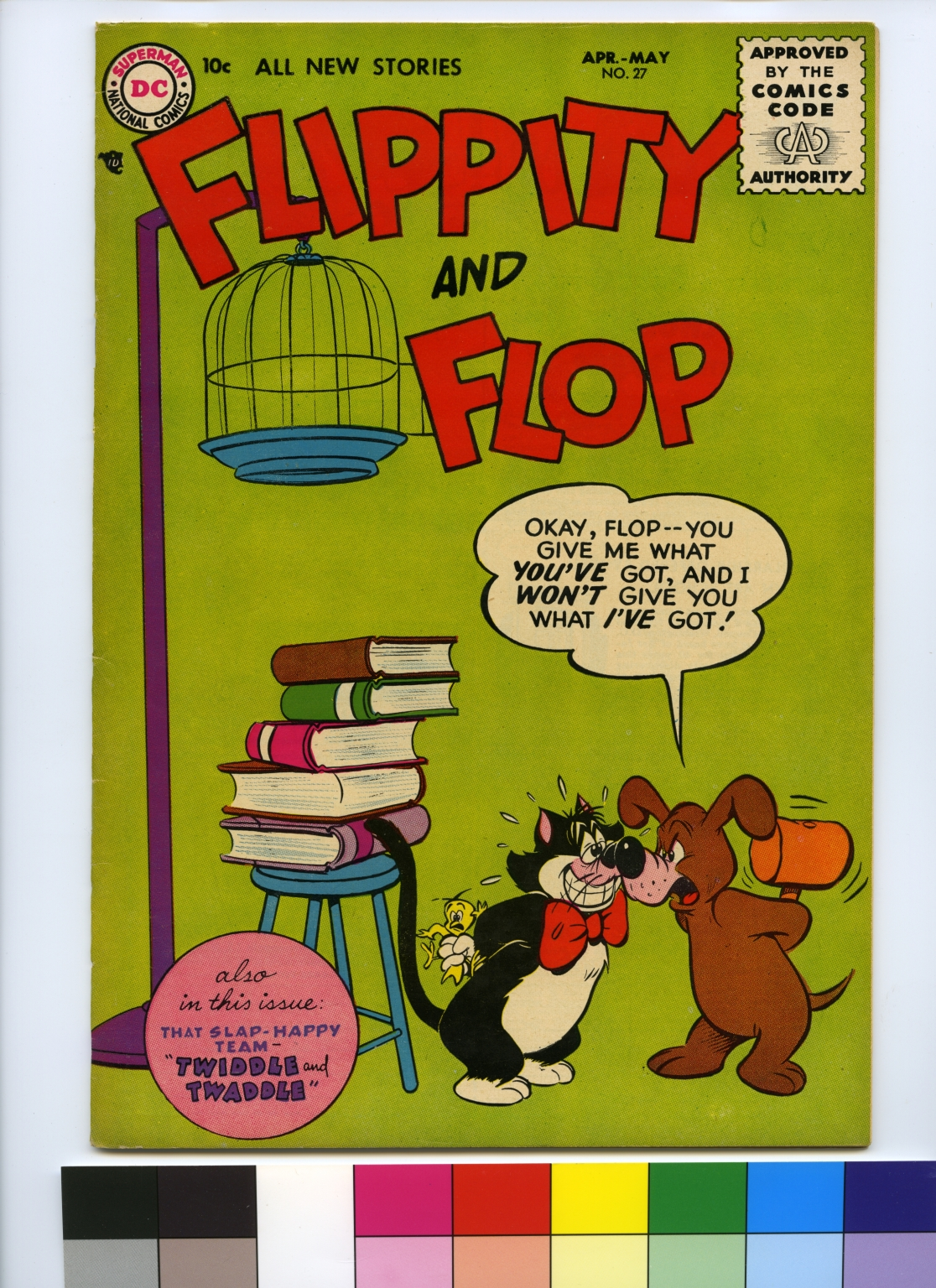 Flippity and Flop