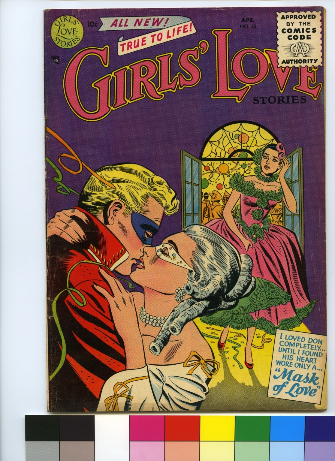 Girls' Love Stories