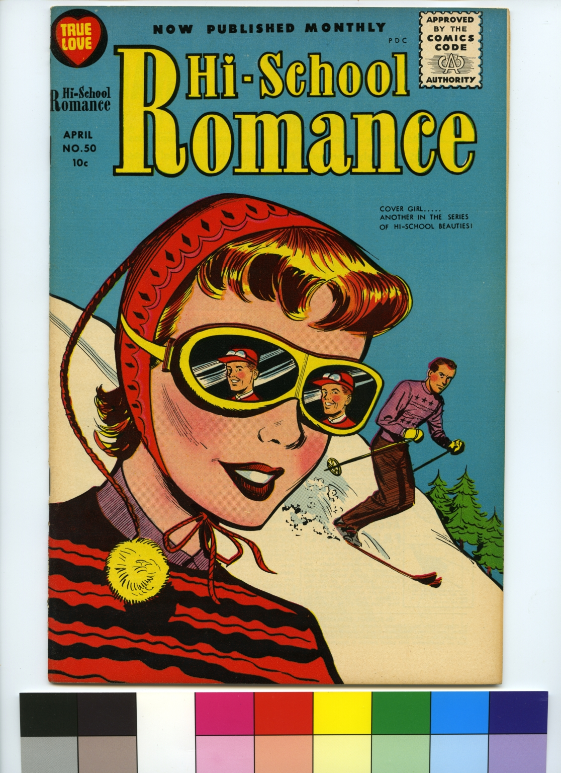 Hi-School Romance