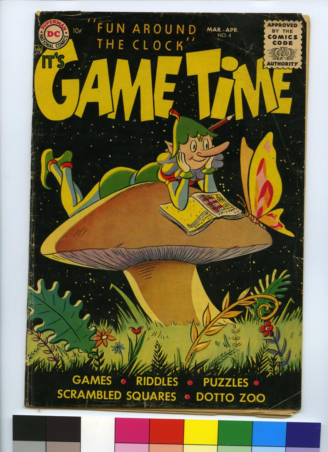 It's Gametime