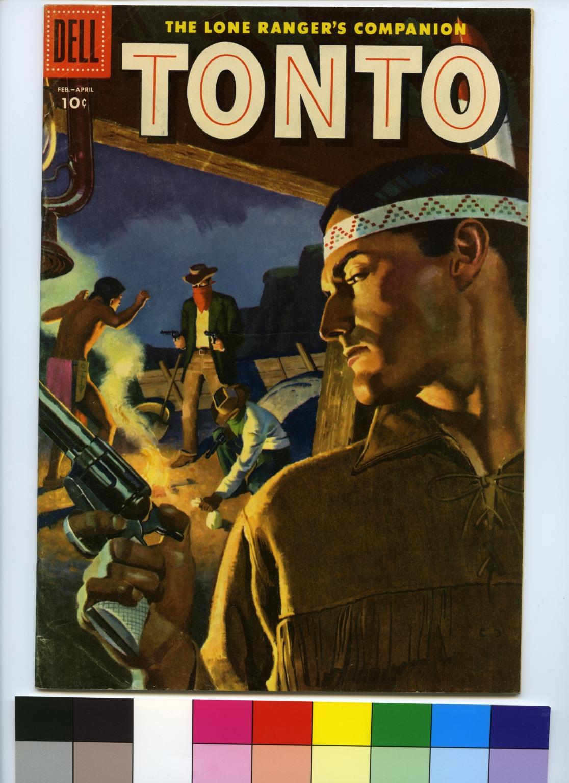 Lone Ranger's Companion Tonto, The