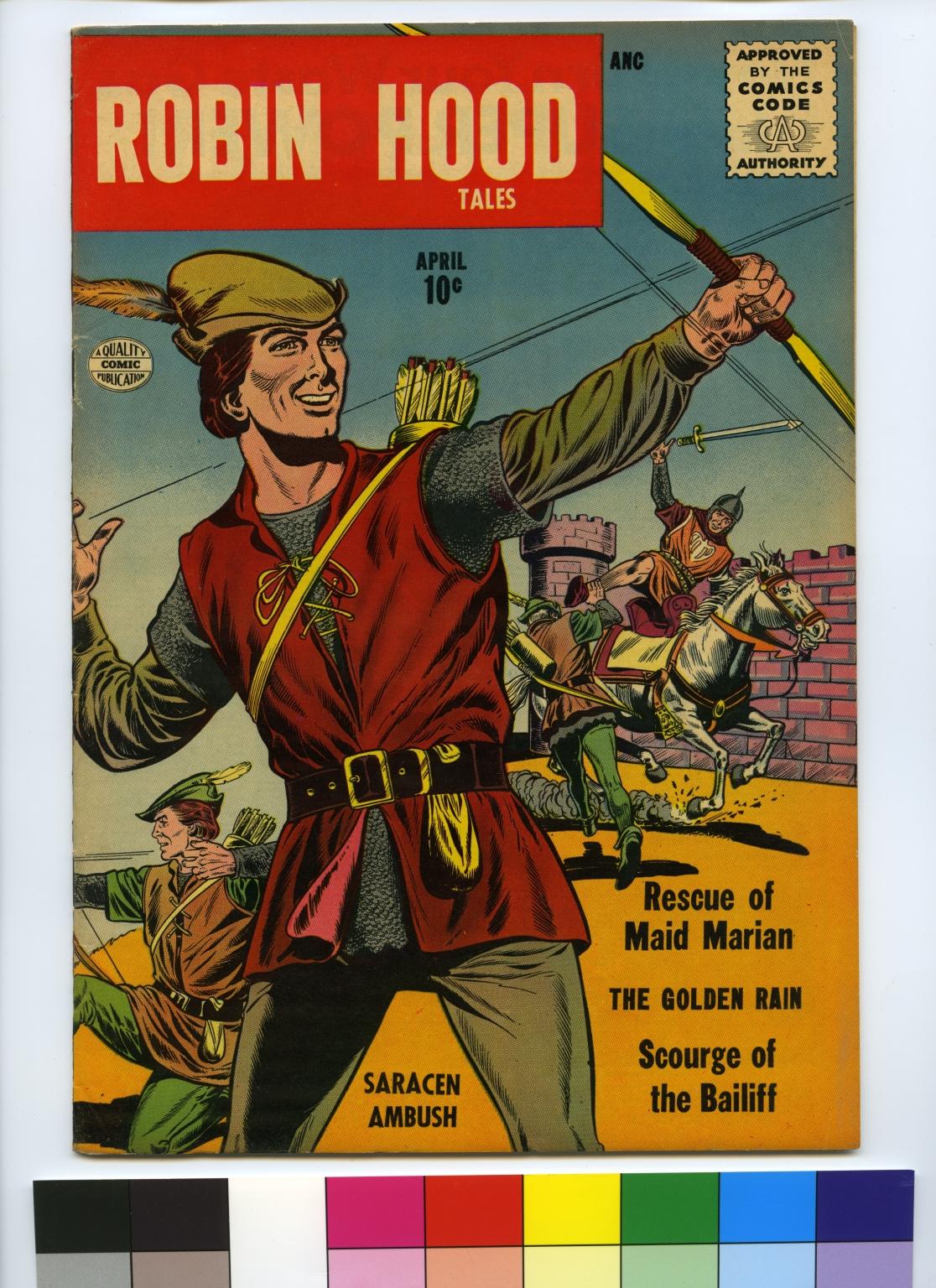 Robin Hood Tales