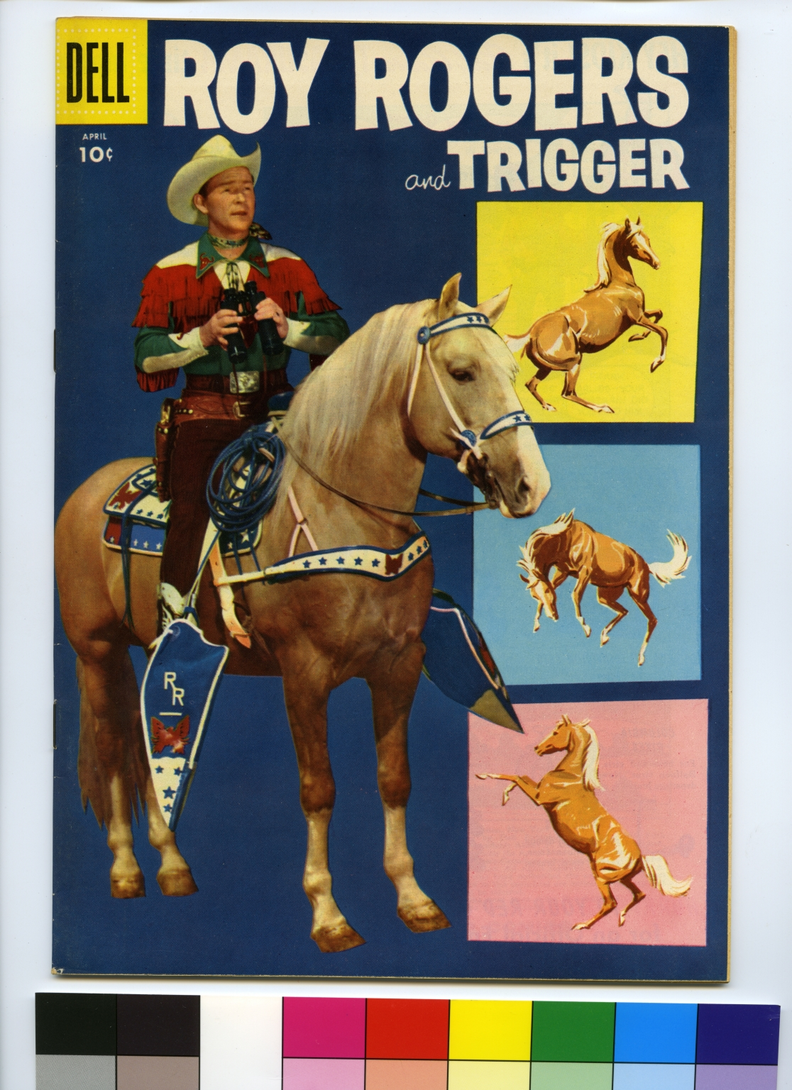 Roy Rogers and Trigger