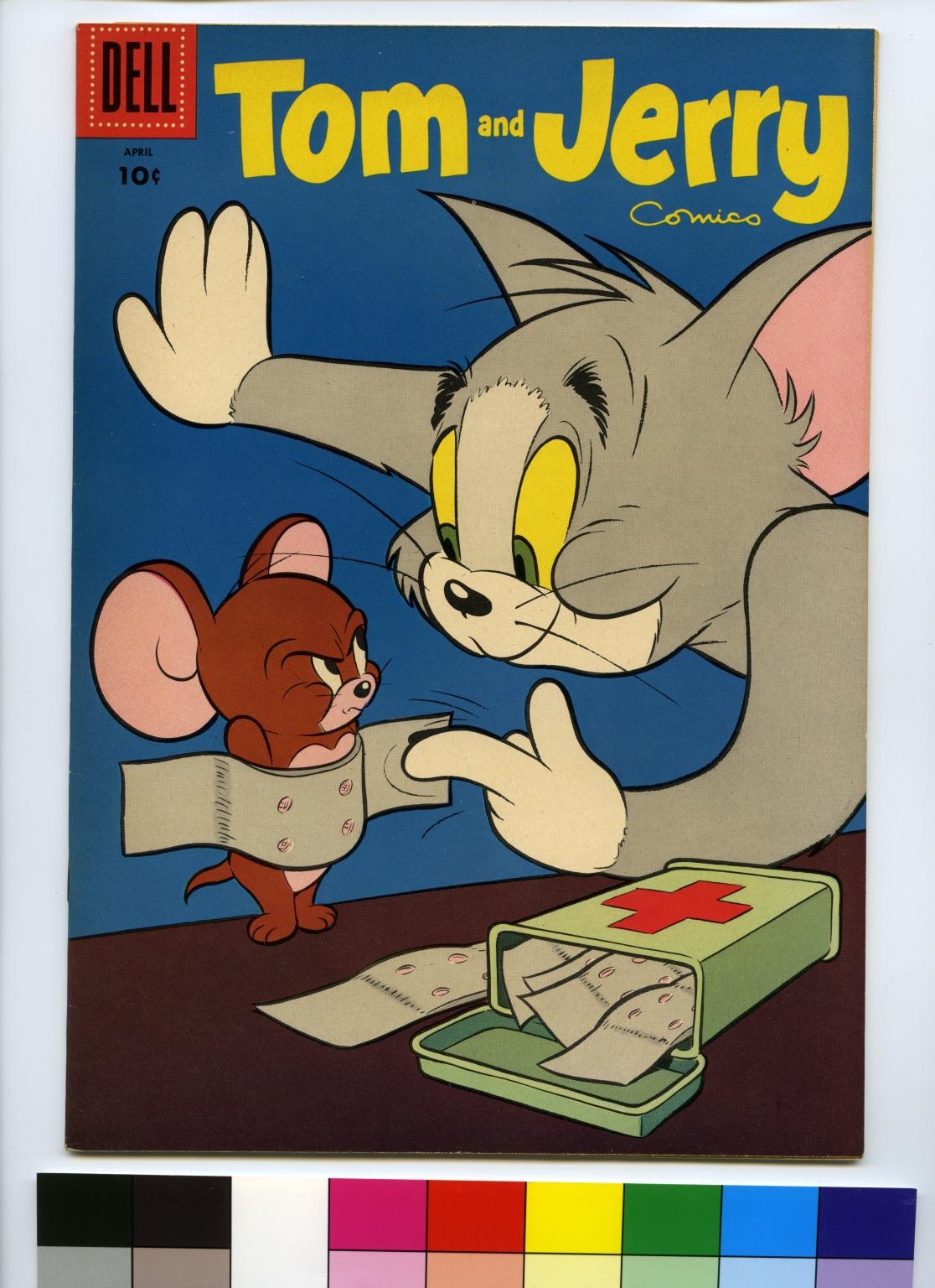 Tom and Jerry Comics