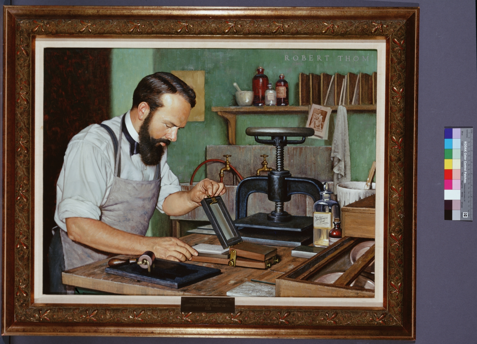 Frederic E. Ives and the Half-Tone Process