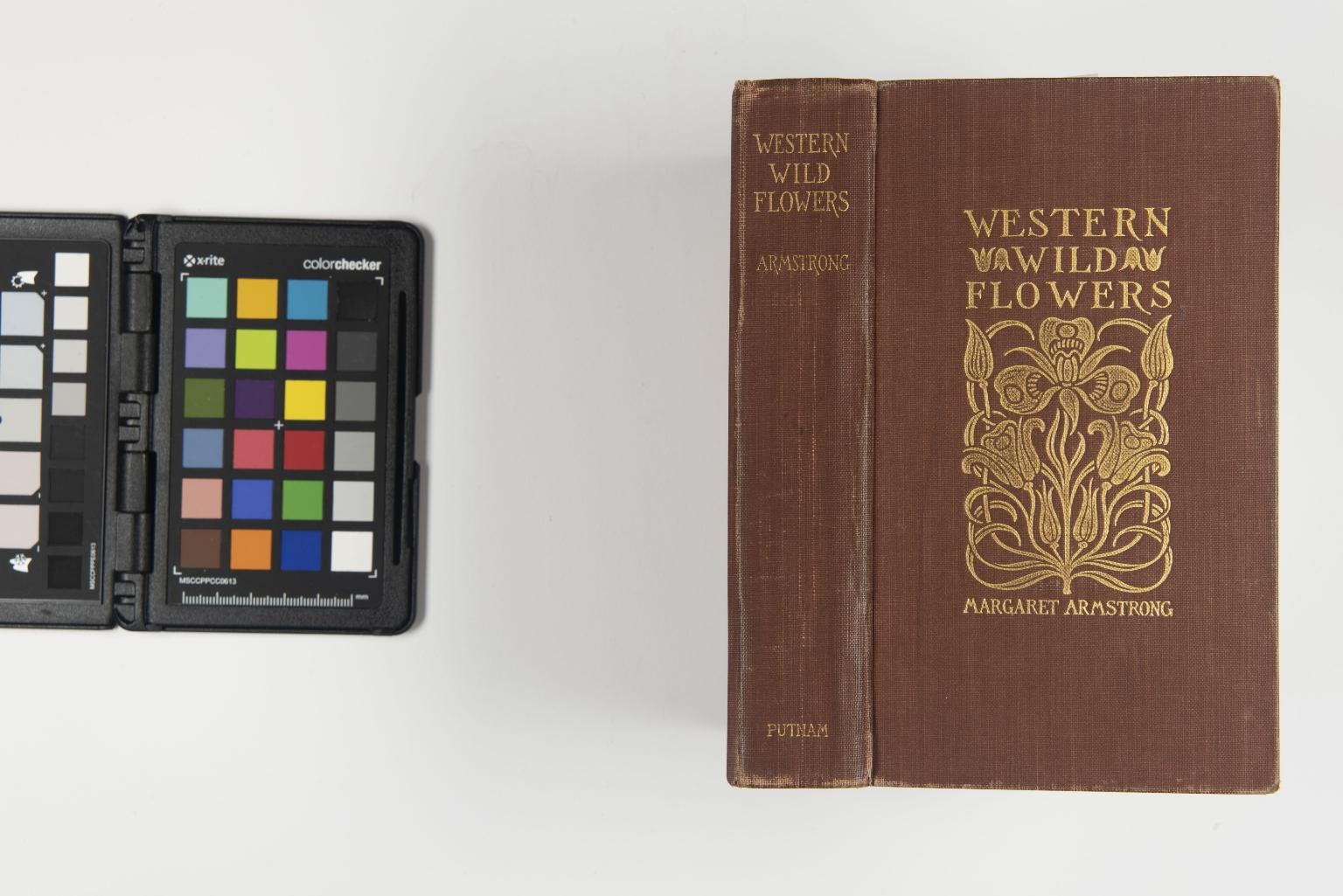 Field Book of Western Wild Flowers