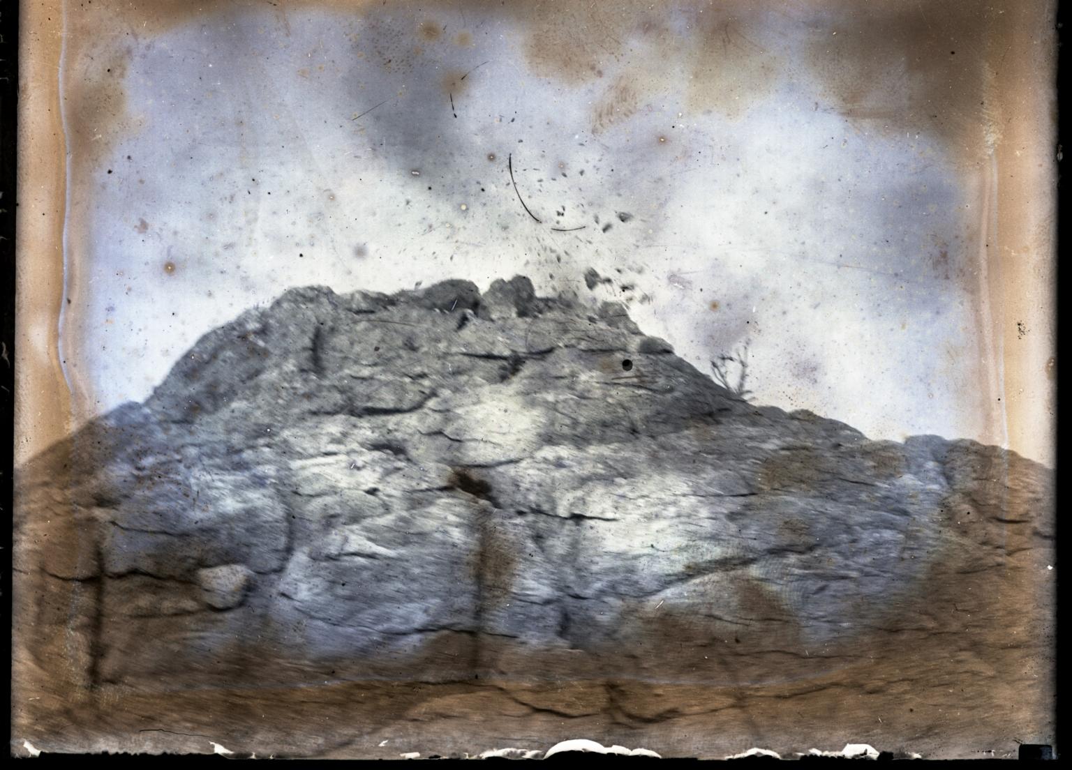 Black Hills National Forest Explosion