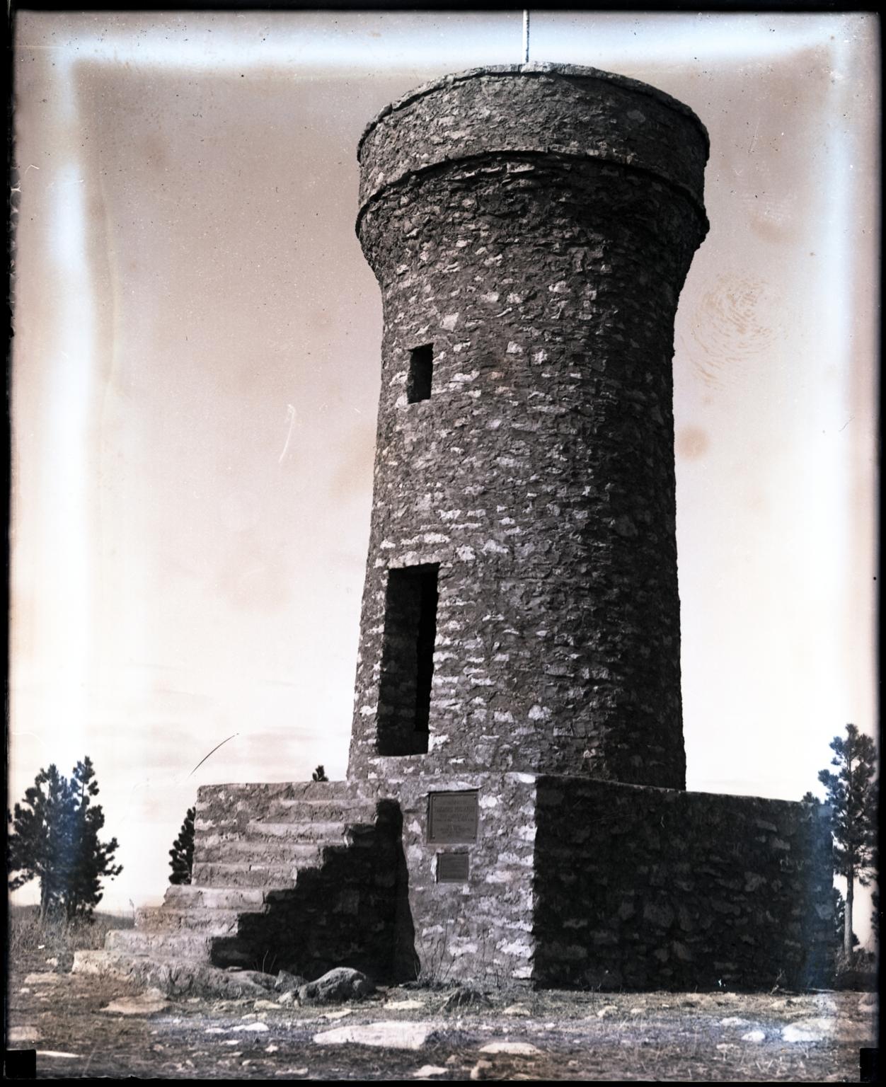 Friendship Tower Mount Roosevelt