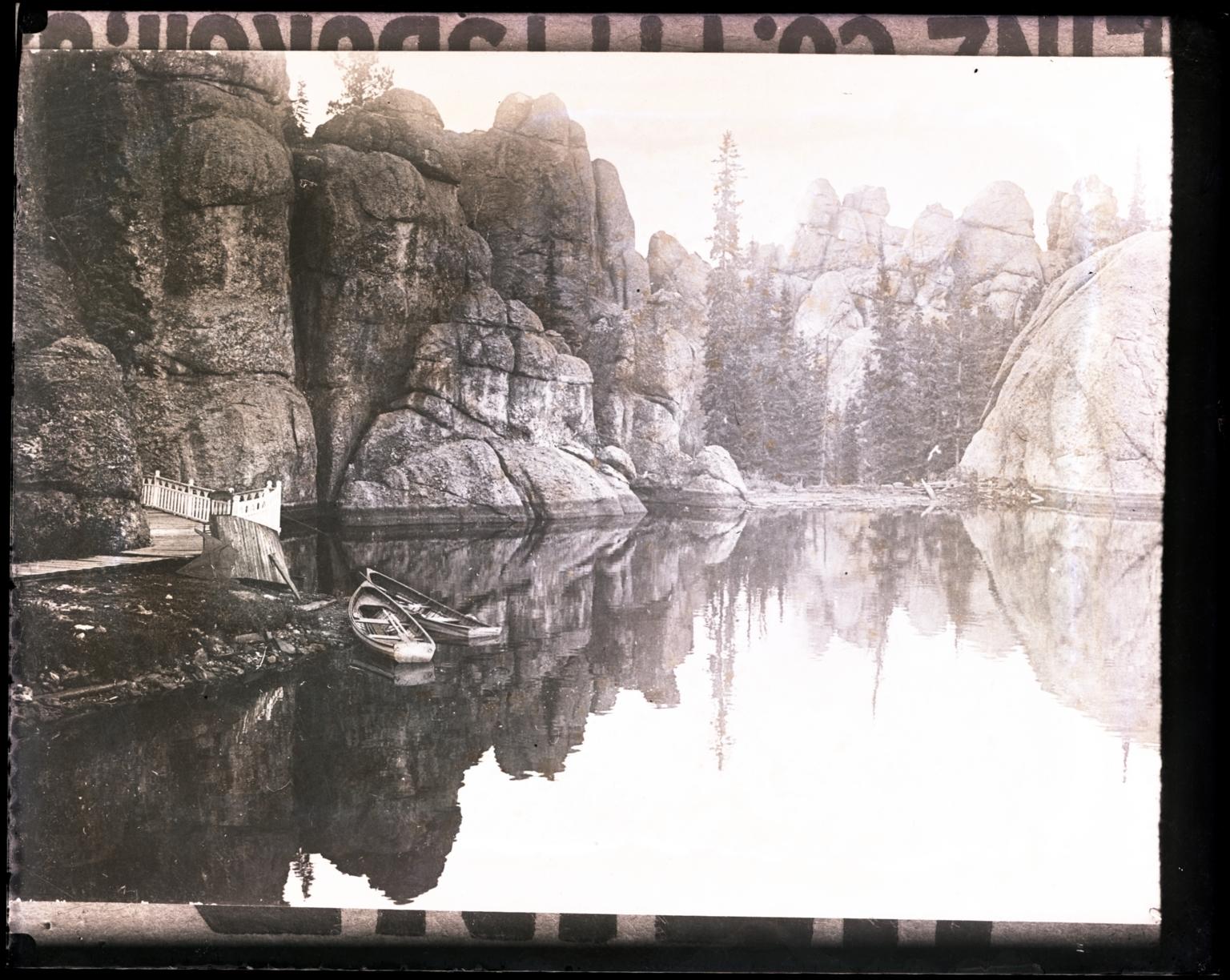 Black Hills National Forest Sylvan Lake