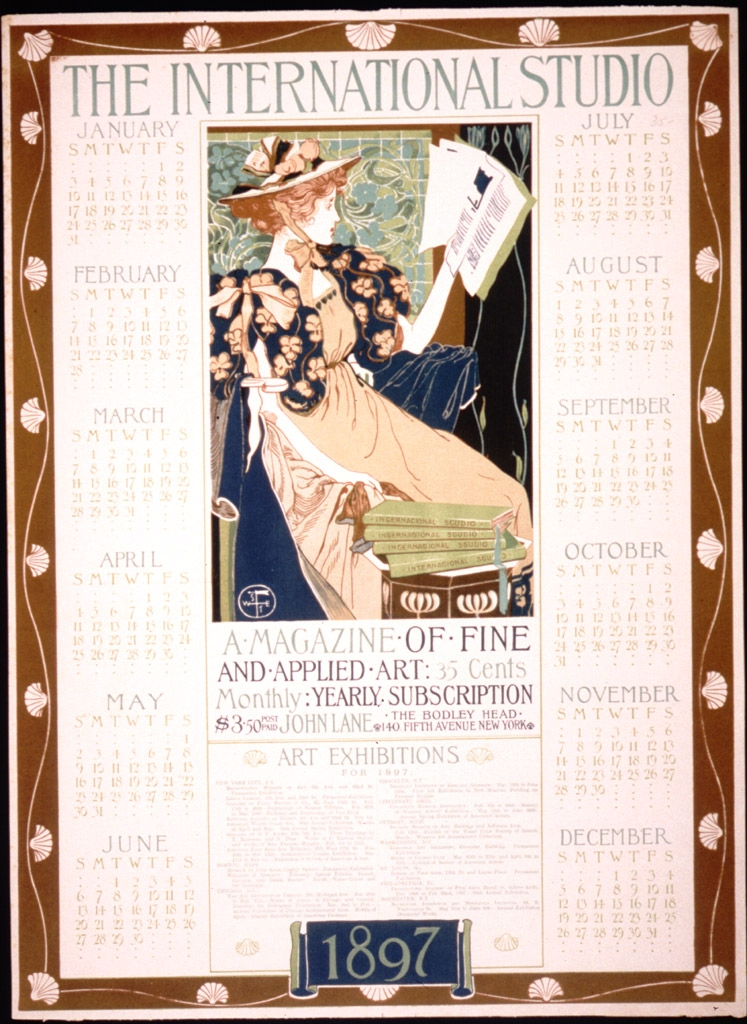 The international studio : 1897