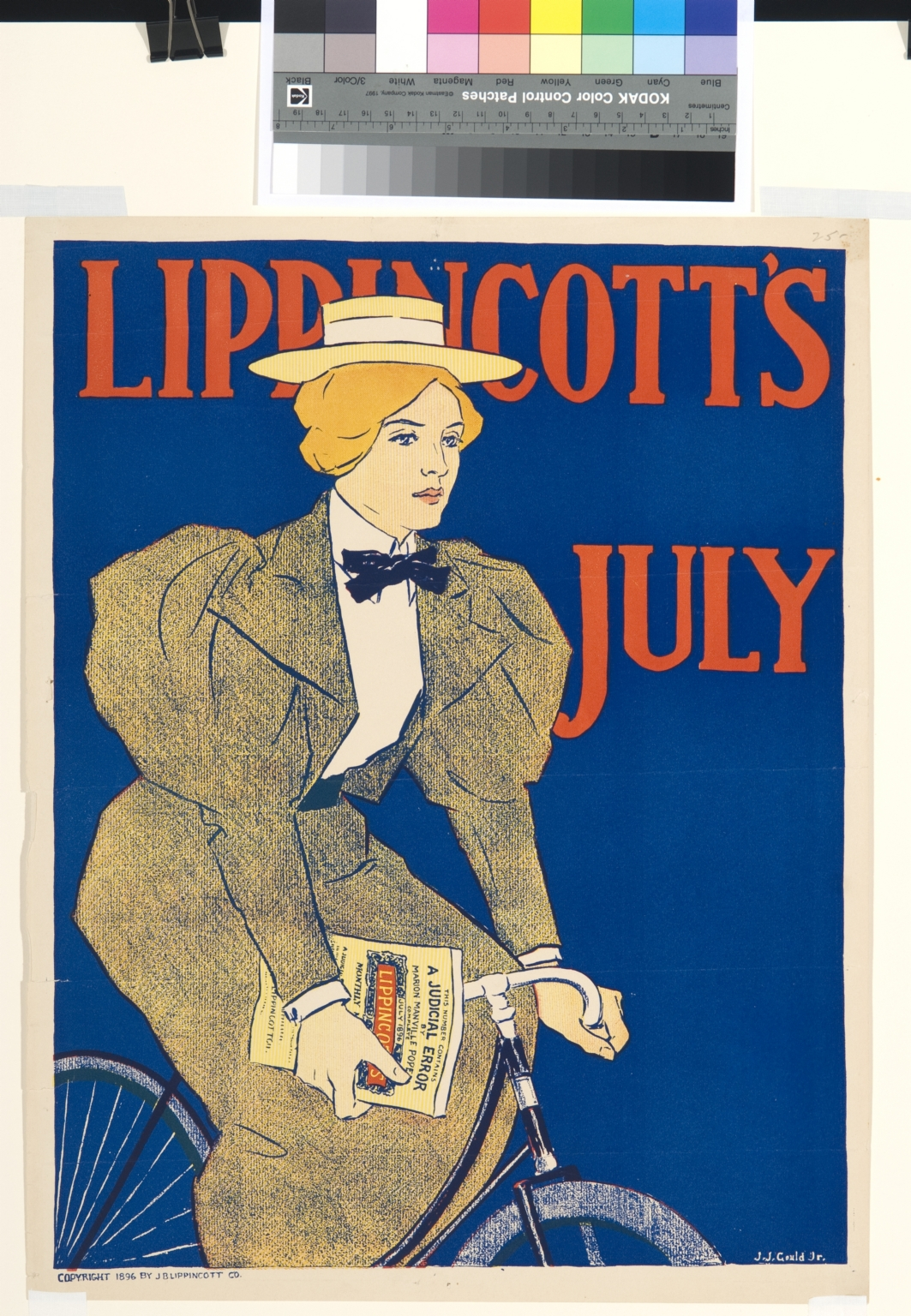 Lippincott's July