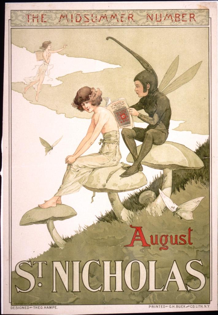 August St. Nicholas : the midsummer number