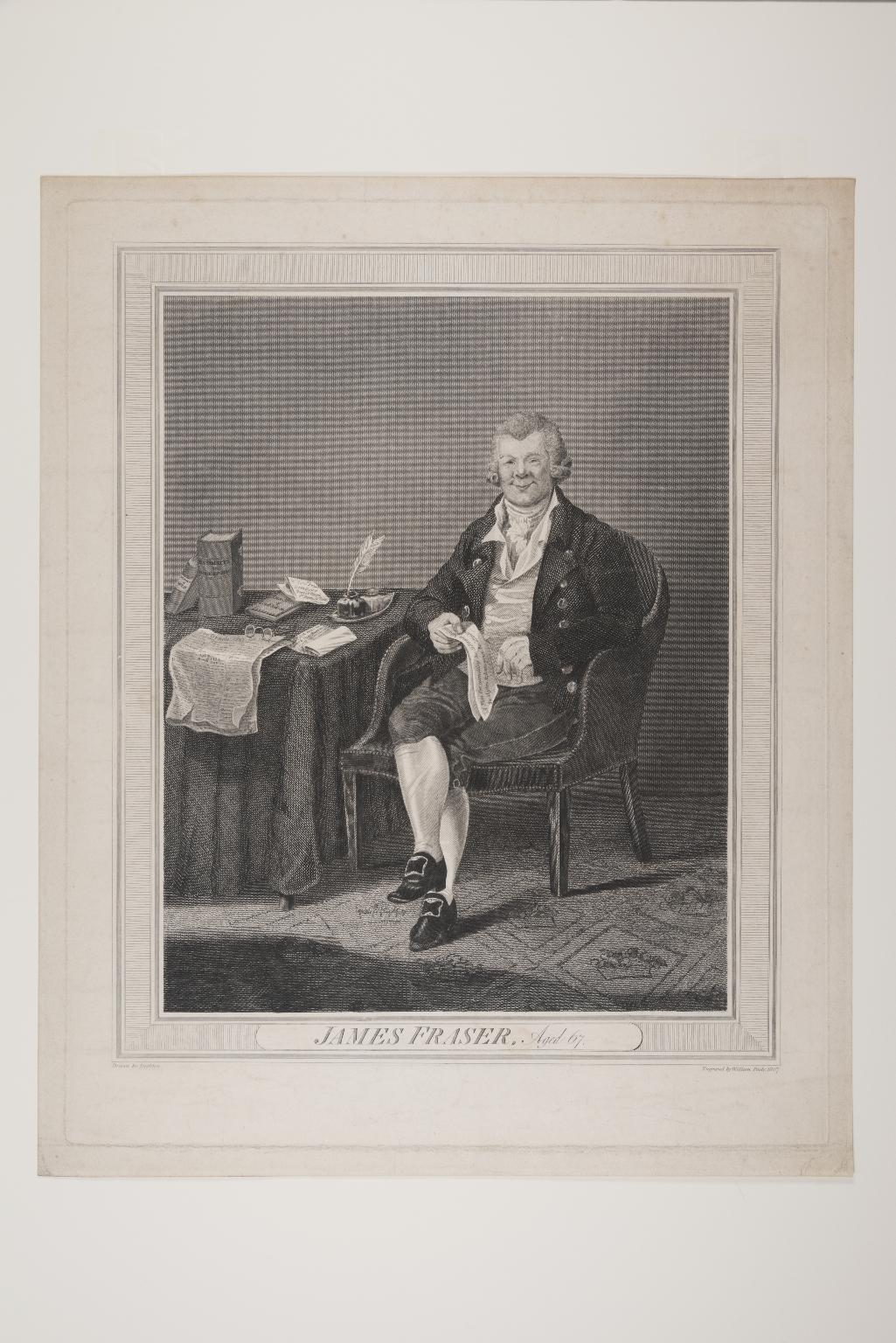 James Fraser, aged 67