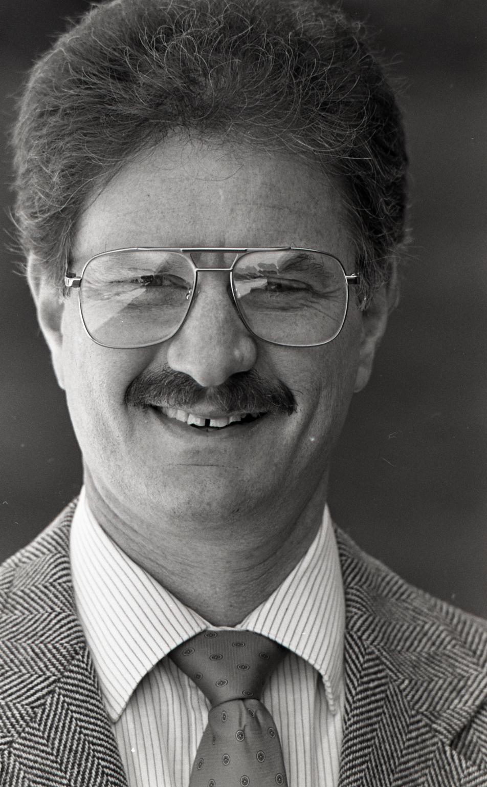 Hurwitz self portrait