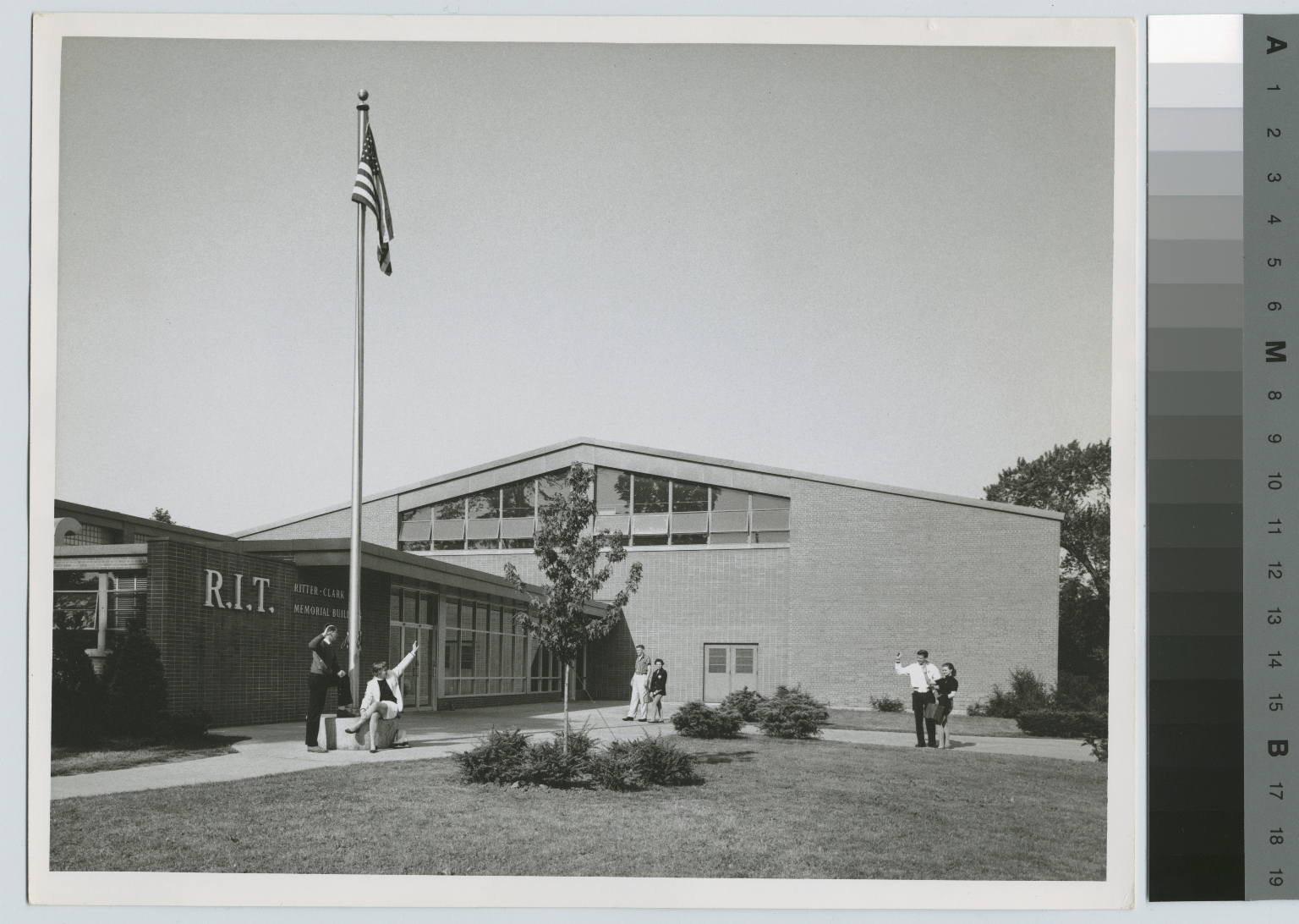 Ritter-Clark Memorial Building and Ice Arena, Rochester Institute of Technology