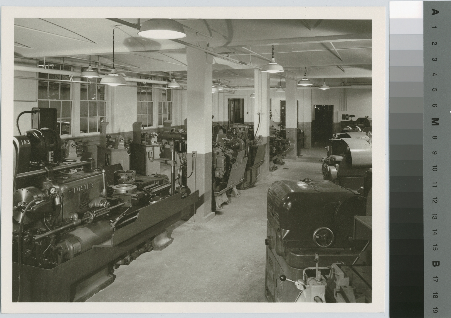 Mechanical Department, George H. Clark Building, Rochester Institute of Technology