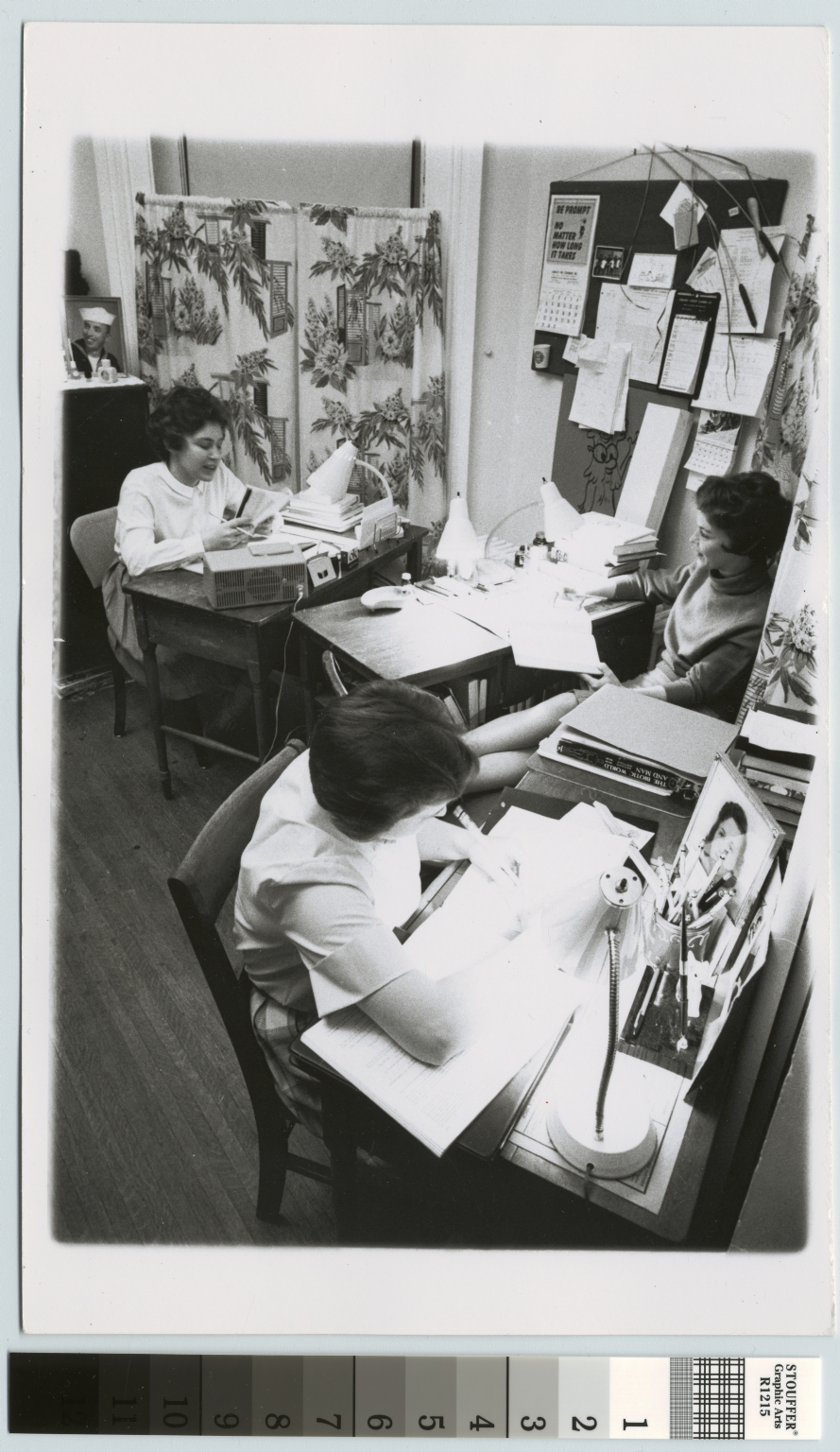 Students studying, Kate Gleason Hall, Rochester Institute of Technology