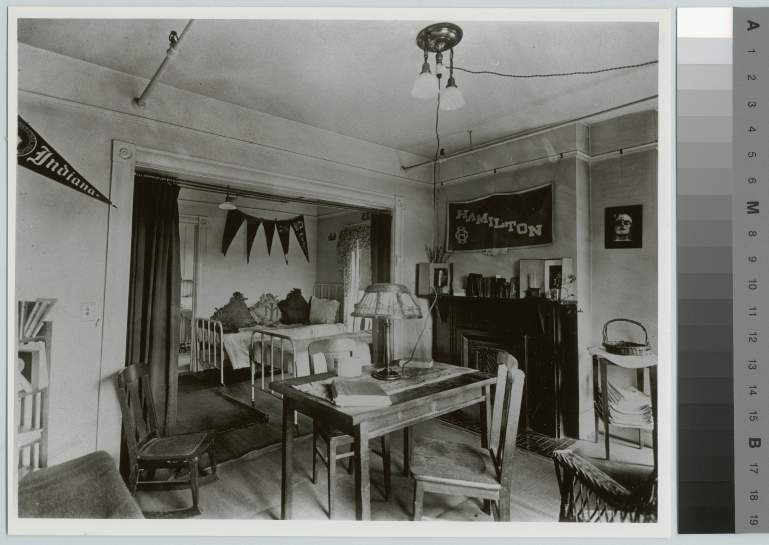 Suite of doritory rooms, Jenkinson Apartments, Rochester Athenaeum and Mechanics Institute