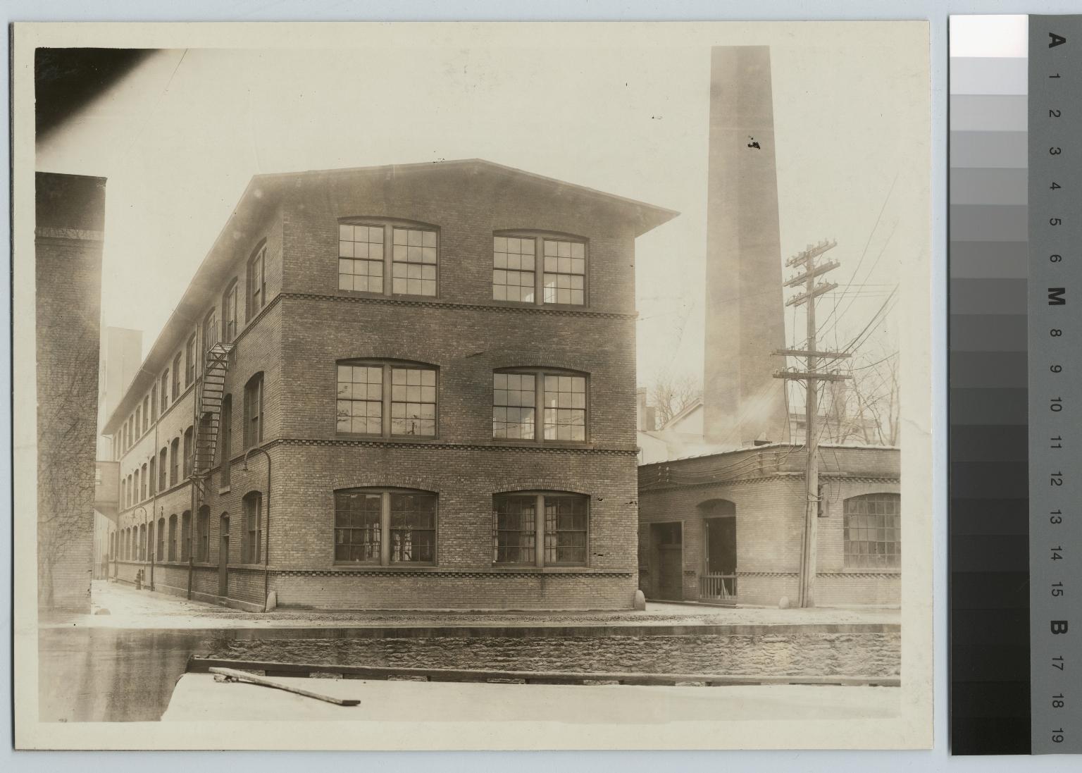 Manual Training Building, Rochester Athenaeum and Mechanics Institute