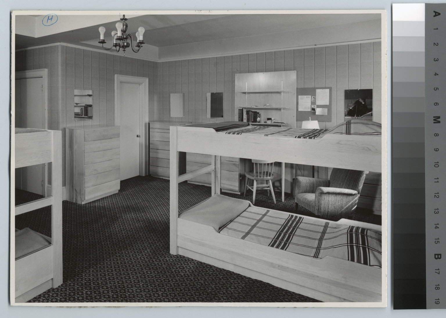 Dorm room, Nathaniel Rochester Hall, Rochester Institute of Technology
