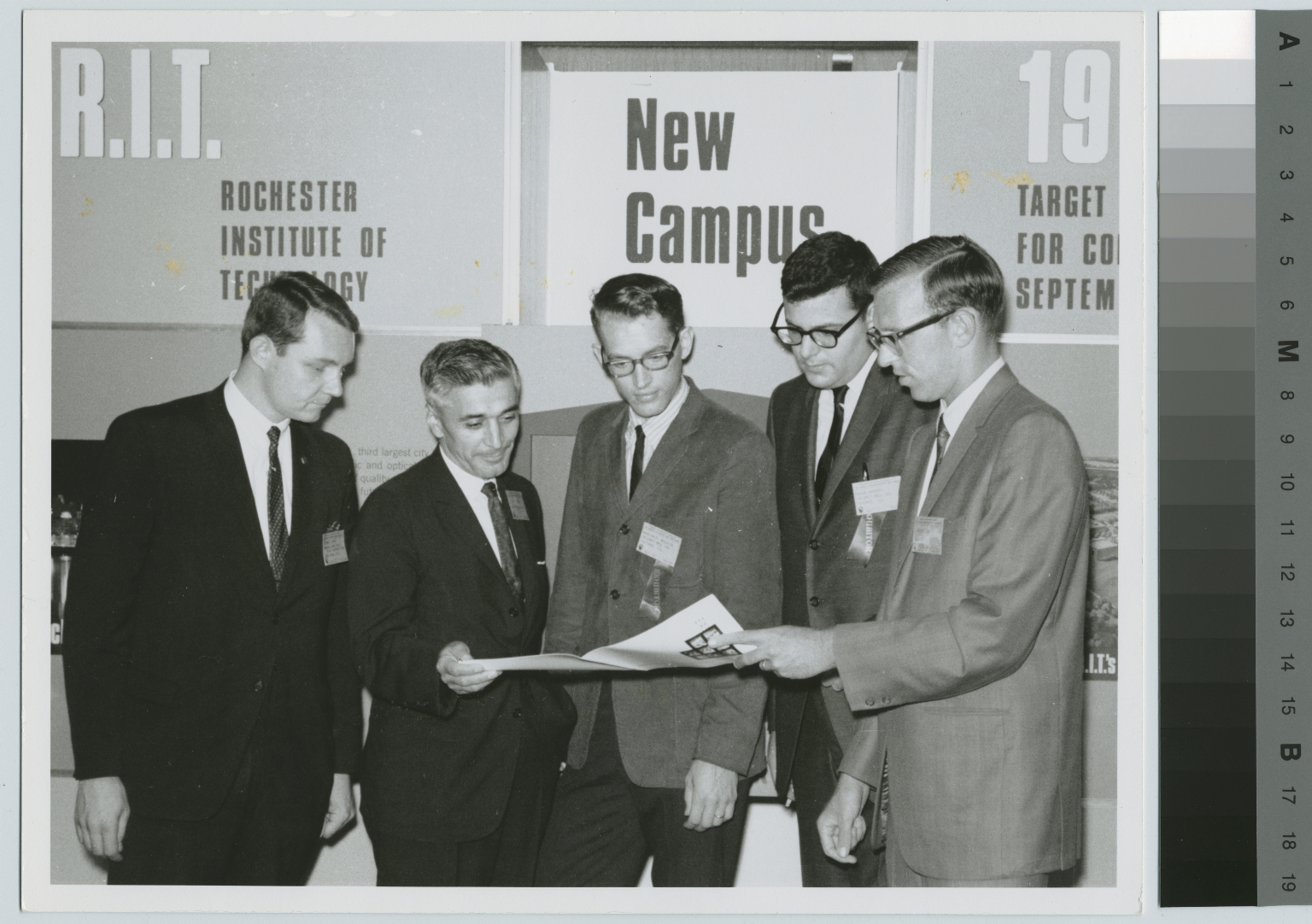 Alumni new campus fund drive, Rochester Institute of Technology