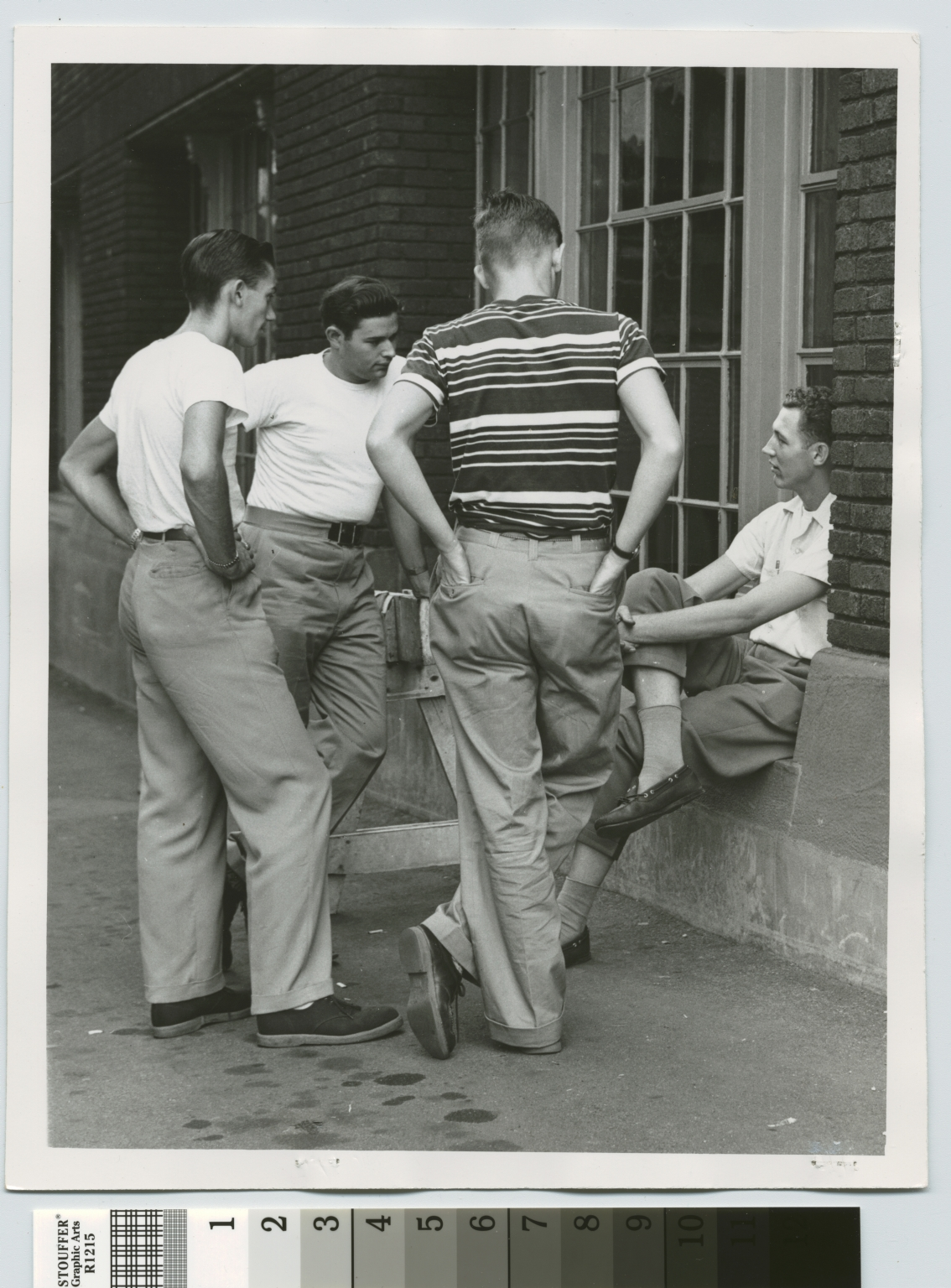 Unidentified students, Rochester Institute of Technology