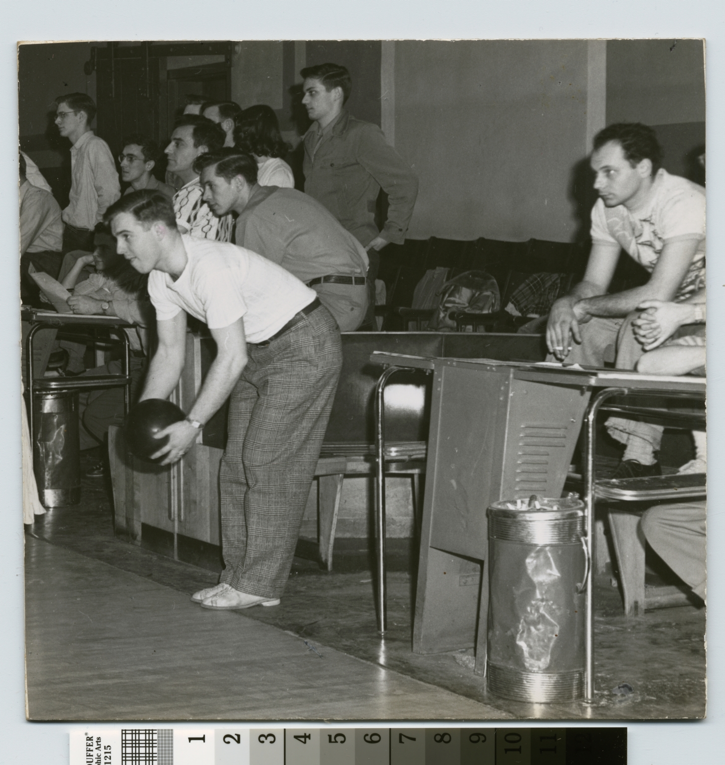 Students activities, Rochester Institute of Technology men's bowling league