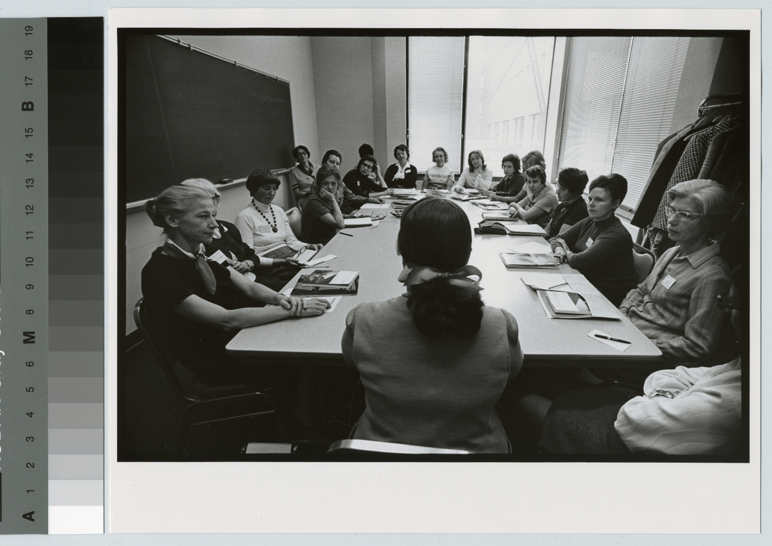 Academics, Career seminar, a Rochester Institute of Technology career seminar for women. October 1971