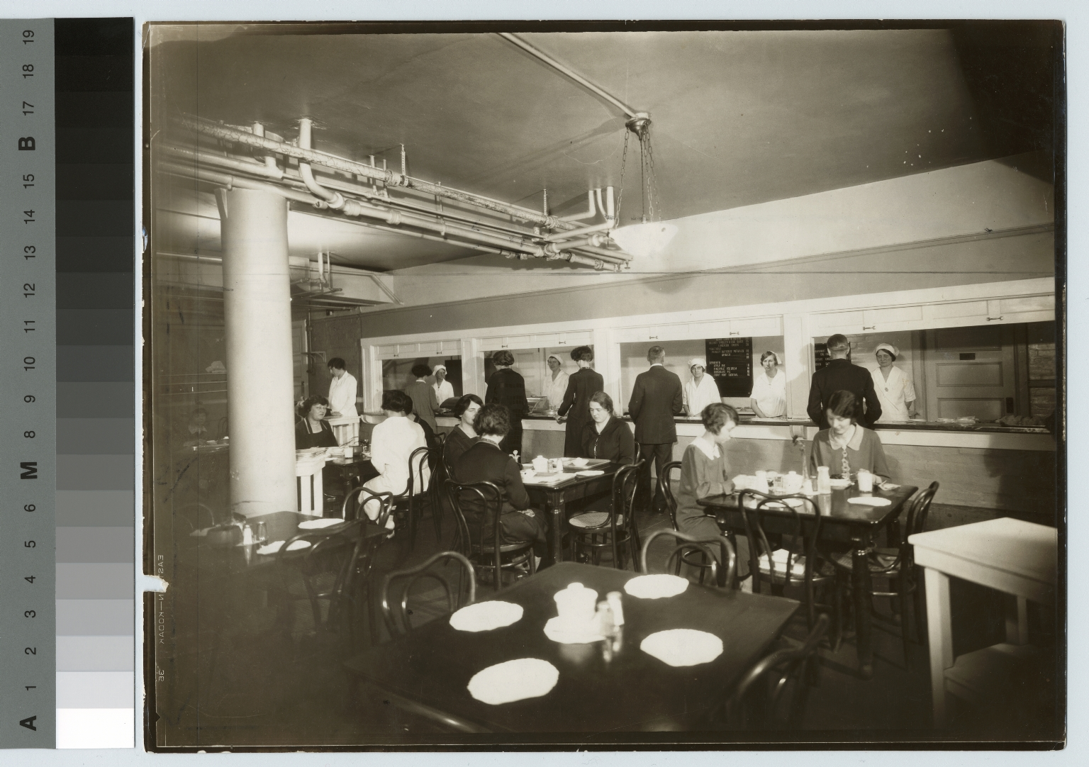 Eastman Building cafeteria, Rochester Athenaeum and Mechanics Institute [1920-1930]