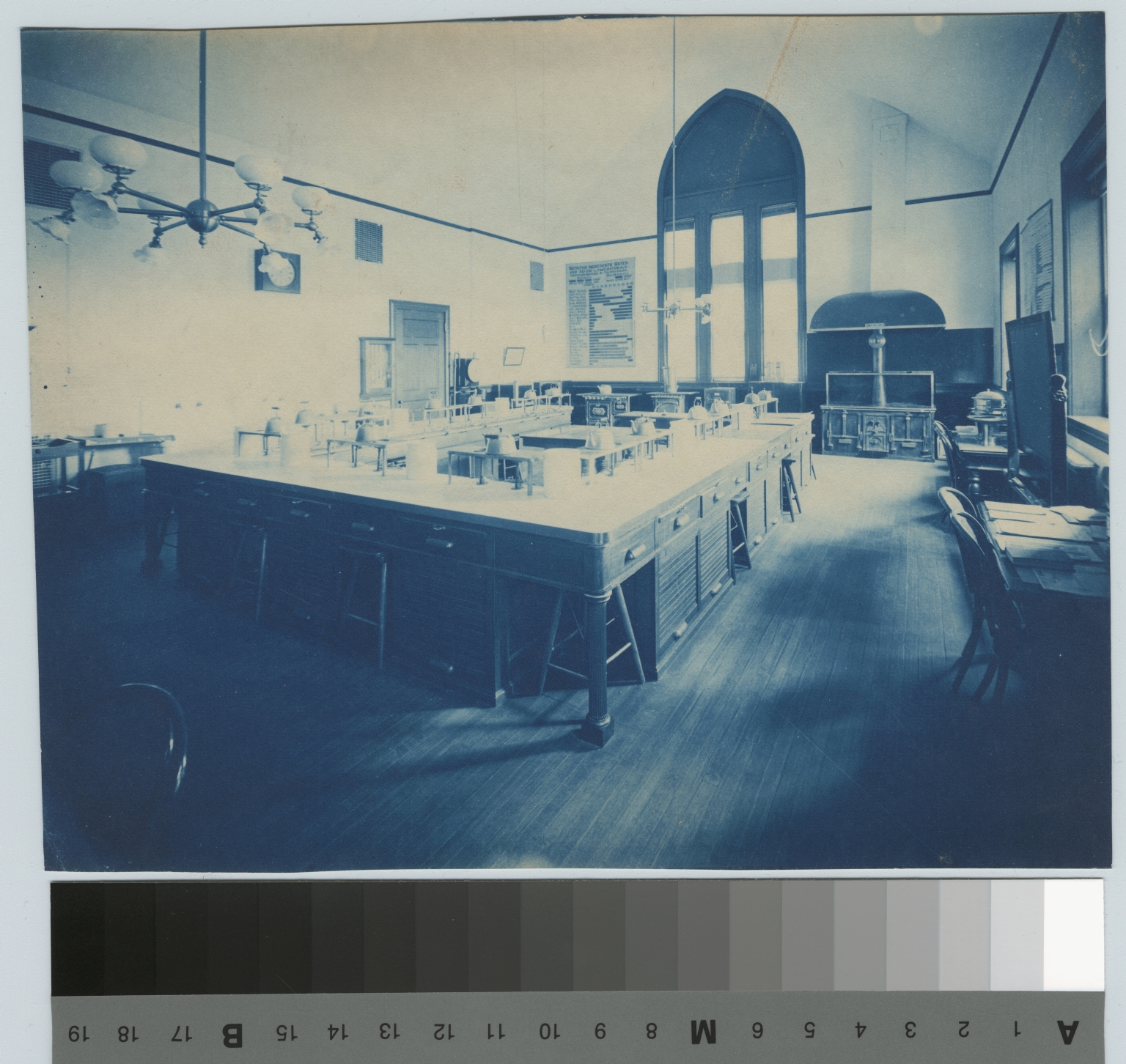 Domestic Science laboratory, Rochester Athenaeum and Mechanics Institute [1901-1915]