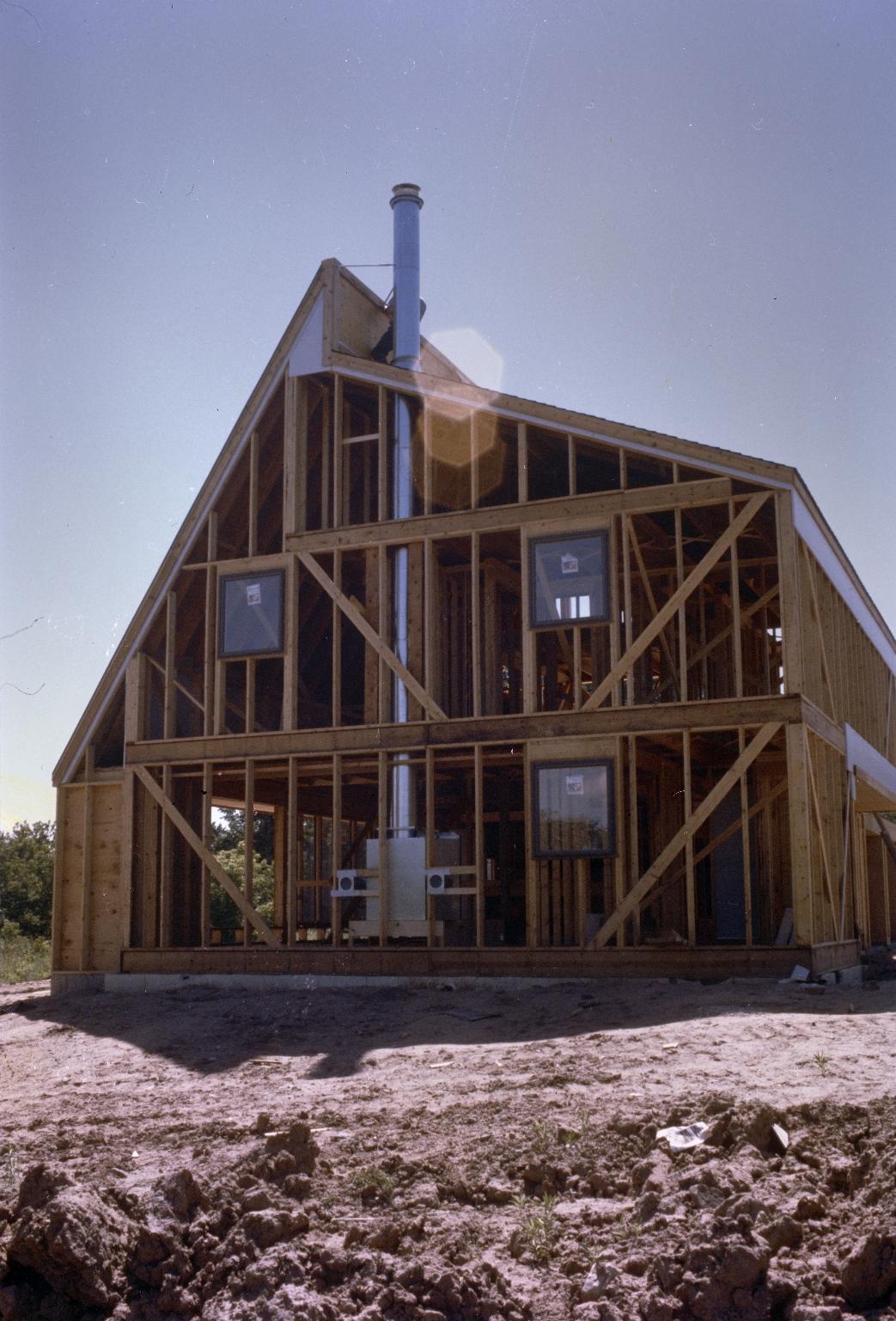 Energy House construction
