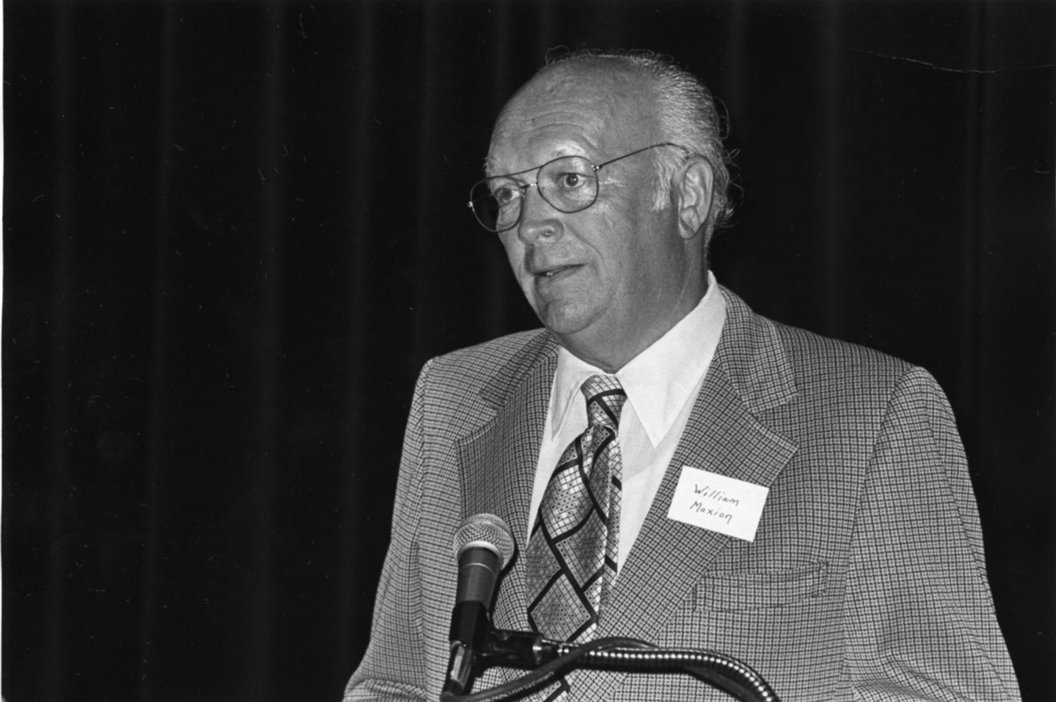 William J. Maxion