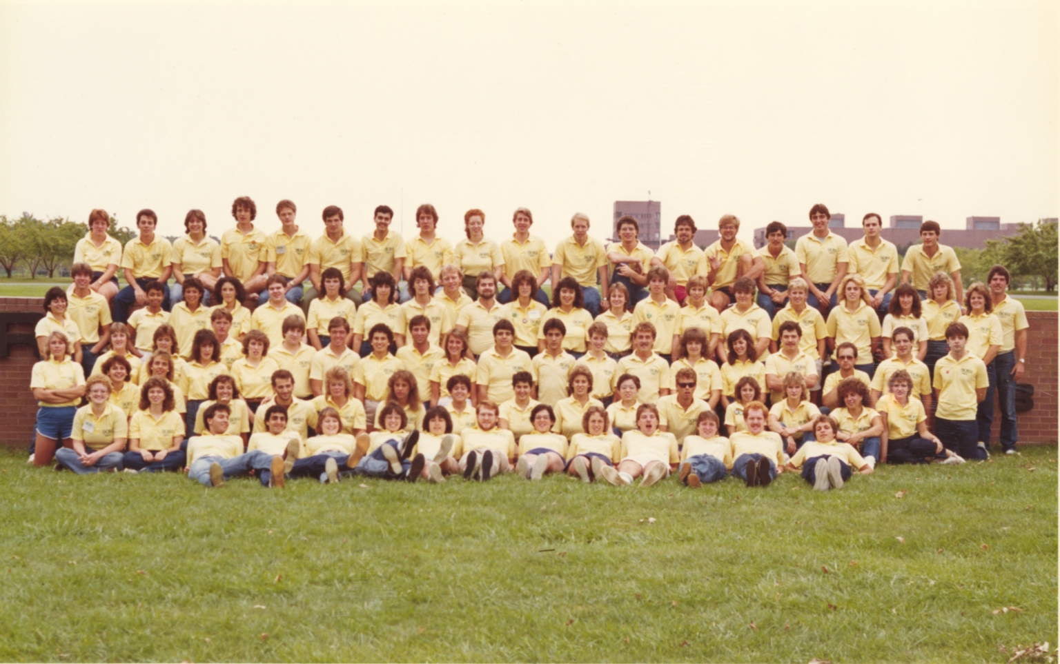 1984 Student Orientation Services Leaders