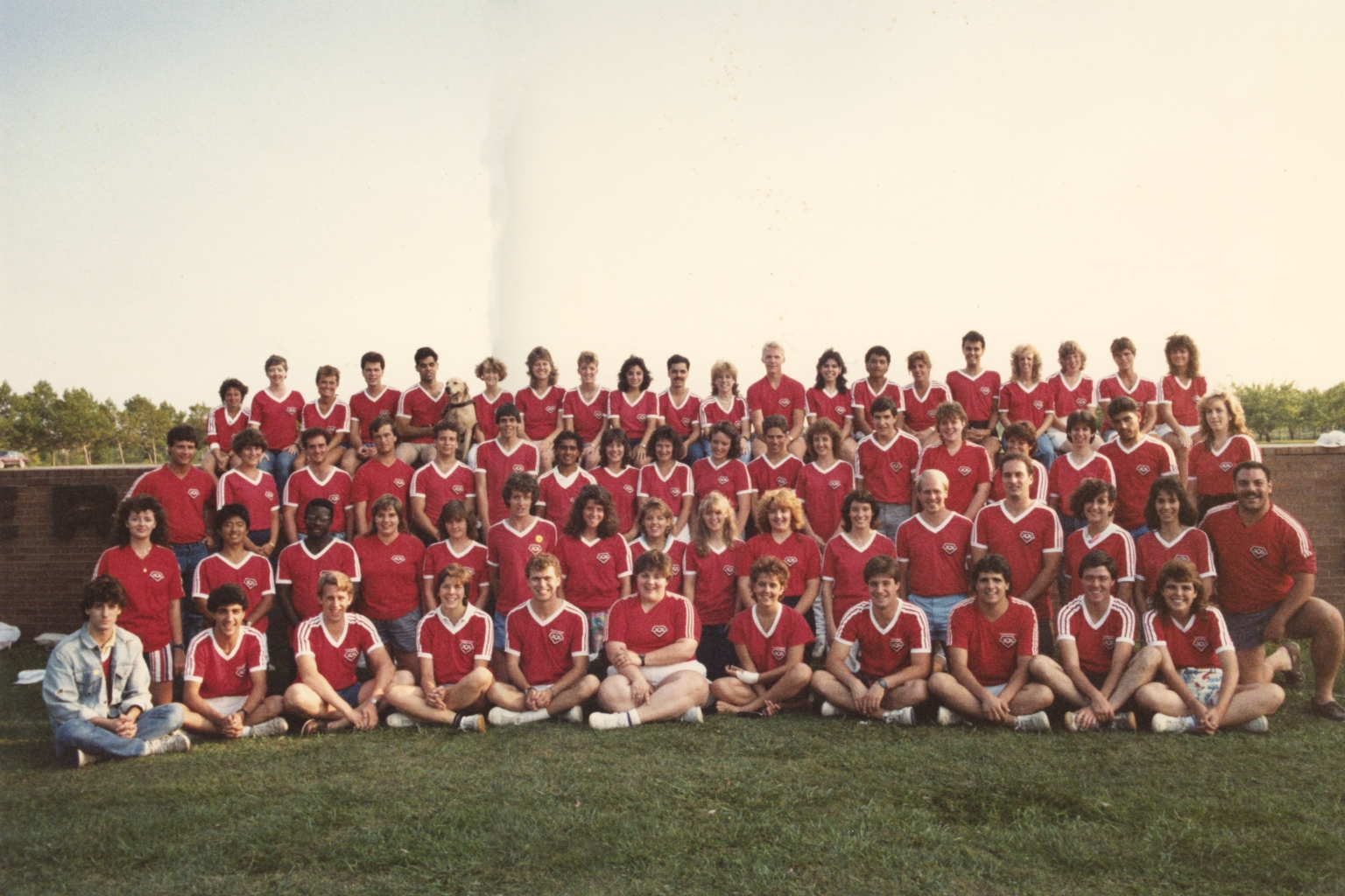 1986 Student Orientation Services Leaders