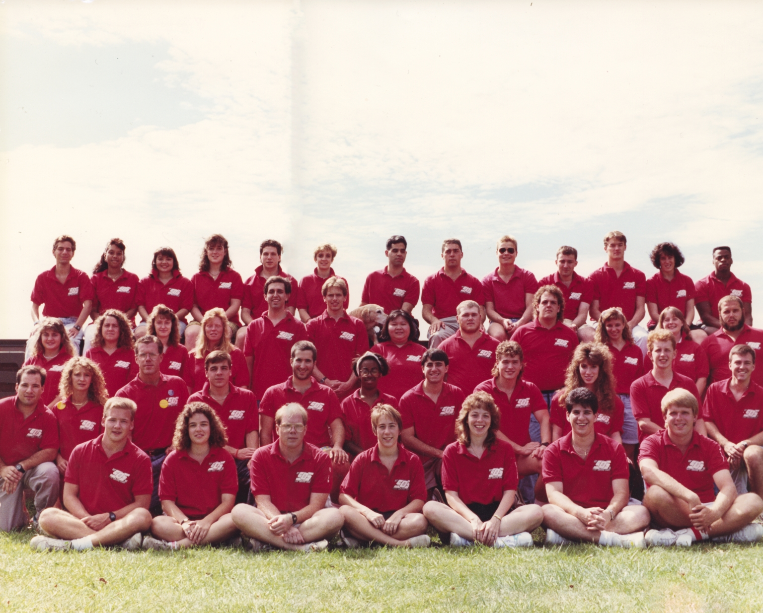 1990 Student Orientation Services Leaders
