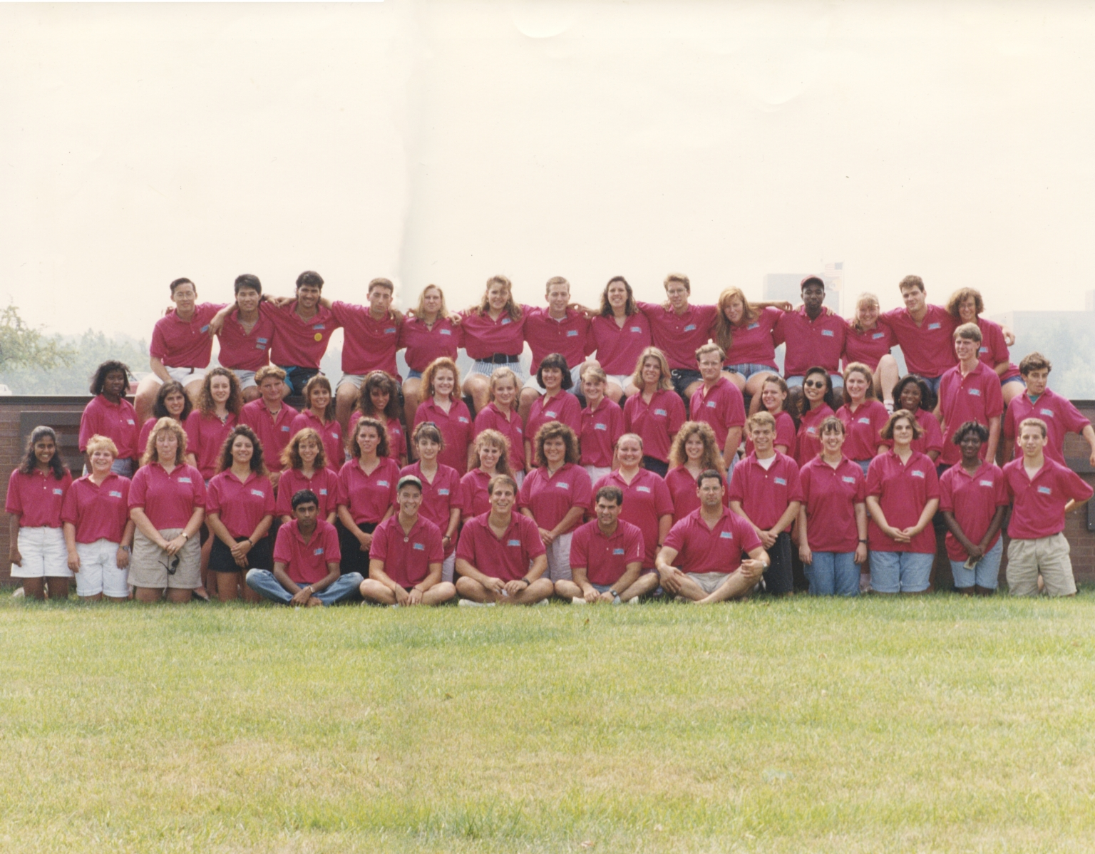 1992 Student Orientation Services Leaders